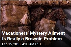 Vacationers' Mystery Ailment Is Really a Brownie Problem