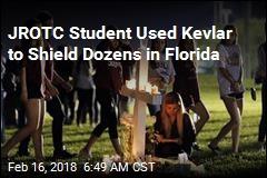 JROTC Student Used Kevlar to Shield Dozens
