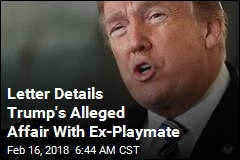 Letter Details Trump's Alleged Affair With Ex-Playmate