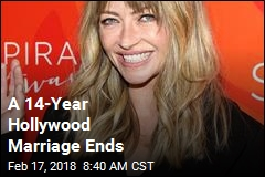 A 14-Year Hollywood Marriage Ends