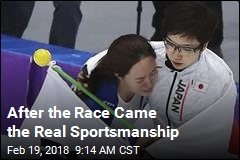 After the Race Came the Real Sportsmanship