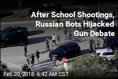 Russian Bots Sought to Sow Division After School Shooting