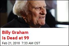 Evangelist Billy Graham Dead at 99