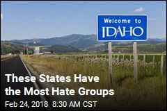 10 States With the Most Hate Groups