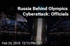 Russian Spies Hacked Olympics: Officials