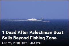 Israeli Navy Kills Palestinian