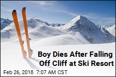 Boy Dies After Falling Off Cliff at Ski Resort