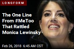 Monica Lewinsky Finally Meets Ken Starr