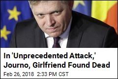 $1.23M Reward Offered After Journo, Girlfriend Found Dead