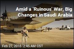 Saudi Arabia Abruptly Replaces Military Chiefs