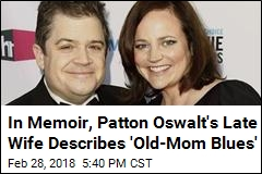 In Memoir, Patton Oswalt's Late Wife Recalls Post-Baby Blues