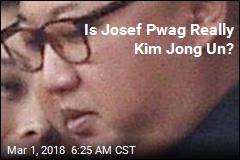 Is Josef Pwag Really Kim Jong Un?