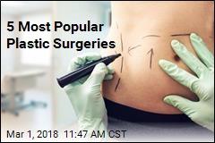 5 Most Popular Plastic Surgeries