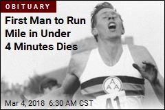 First Man to Run Mile in Under 4 Minutes Dies