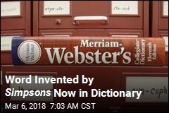 Welp, Now Merriam-Webster Can Mansplain You Wordies