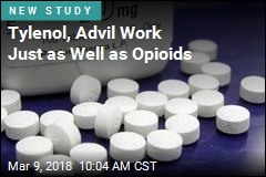 Opioids No Better Than Other Meds at Treating Pain