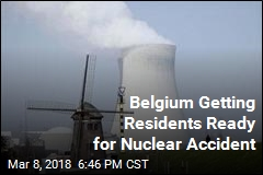 11M Belgians Getting Free Iodine Pills Over Nuclear Fears