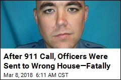 Officer Killed After Being Sent to House in Wrong Town