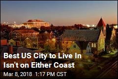 10 Best US Cities to Live In