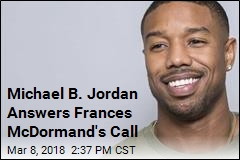 Michael B. Jordan Makes Promise on Inclusion Riders