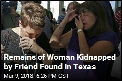 Woman's Remains Found 3 Years After Disappearance