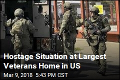 Hostage Situation at Largest Veterans Home in US