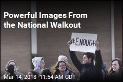Powerful Images From the National Walkout