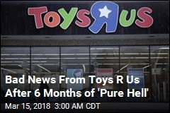 Toys R Us Will Close or Sell Its Over 700 US Stores