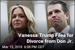 Donald Trump Jr. Is Getting Divorced