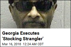 Georgia Executes 'Stocking Strangler'