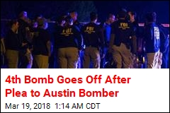 4th Bomb Goes Off After Plea to Austin Bomber