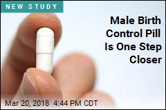 'Major Step Forward' for Male Birth Control Pill