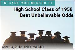 High School Class of 1958 Beat Unbelievable Odds