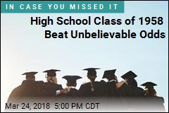 High School Class of 1958 Beat Unbelievable Odds