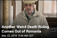 Another Weird Death Ruling Comes Out of Romania