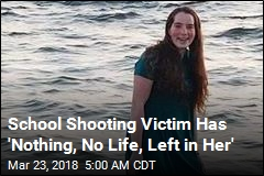 Victim of School Shooting to Be Taken Off Life Support