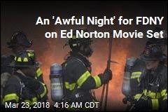 Firefighter Dies in Blaze on NYC Film Set