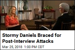 60 Minutes Expects Record Audience From Stormy Daniels