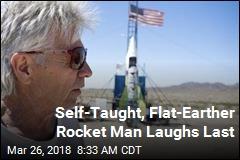 Self-Taught Rocket Scientist Achieves the Dream