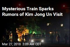 Kim Rumored to Be Making Surprise Beijing Visit