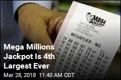 Mega Millions Jackpot Is 4th Largest Ever