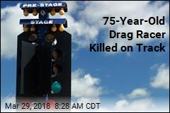 75-Year-Old Drag Racer Killed on Track