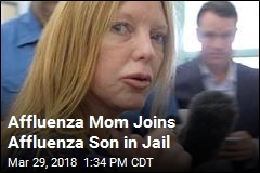 Affluenza Mom of Affluenza Teen Back in Jail