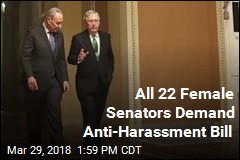 All 22 Female Senators Demand Anti-Harassment Bill