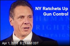 NY Ratchets Up Gun Control