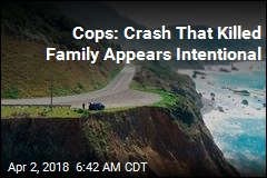 Cops Believe Crash That Killed Family Was Intentional