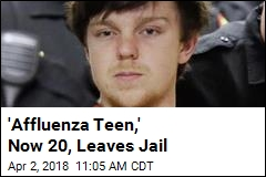 'Affluenza Teen,' Now 20, Is Out of Jail