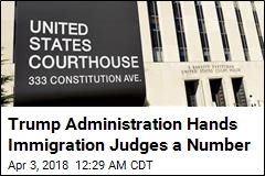 DoJ Imposes Quotas on Immigration Judges
