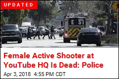 Police Responding to Active Shooter at YouTube HQ