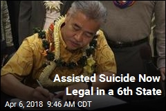 Assisted Suicide Now Legal in a 6th State